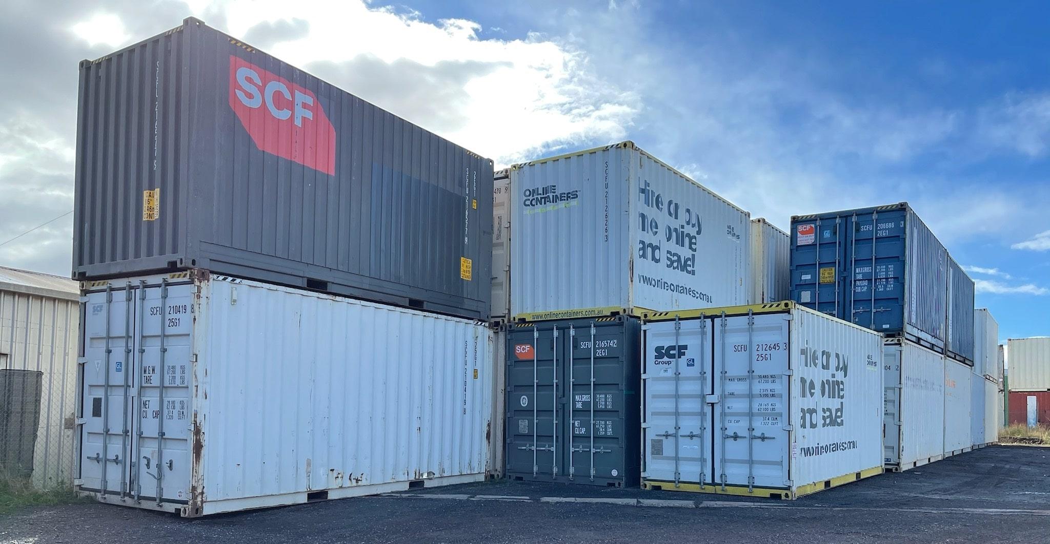 container storage launceston
